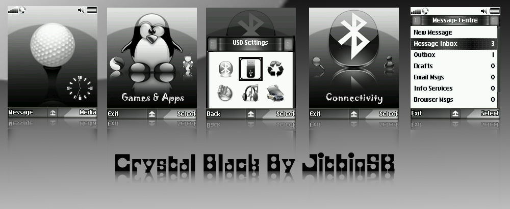 Coleccion skins by JithinSK - Página 7 CrystalBlack