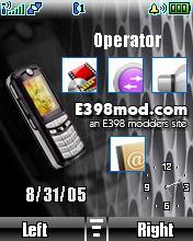 new E398mod skin