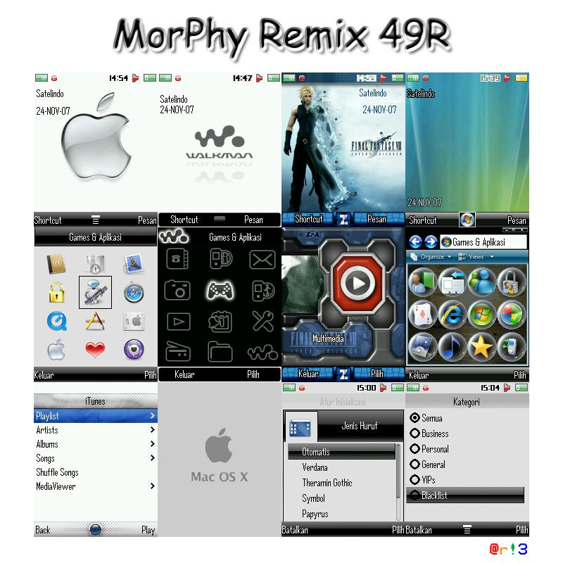 MorPhy 49R by A^A Morphy